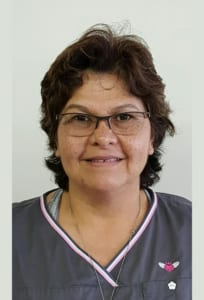 Anna Ross - registered nurse