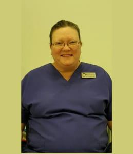image of mary ann thurlow - nurse