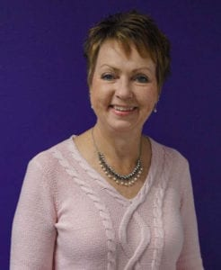 Jeannette Davenport - Human Resources